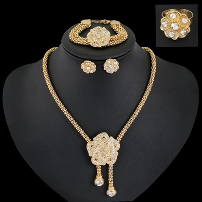 Picture of New Gold Plated Australian necklace