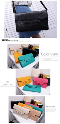 Picture of fashion handbags with star Huang Shengyi bag snake clutch queen style bag