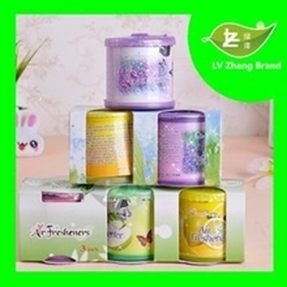 Picture of 70g air freshener/decorative air freshener/can gel air freshener