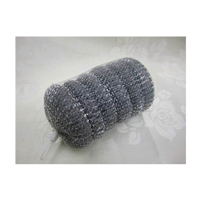 Picture of galvanized mesh scourer