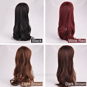 Picture for category Hair, Hair Pieces and Wigs