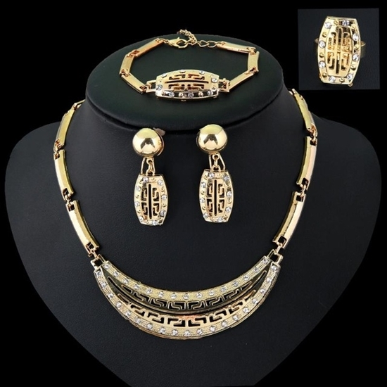 Picture of Fashion Hollow Jewelry