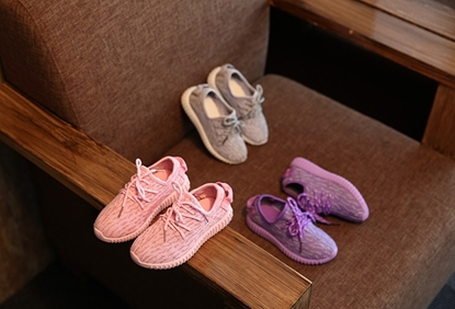 Picture of breathable network children's shoes / sports shoes / casual shoes