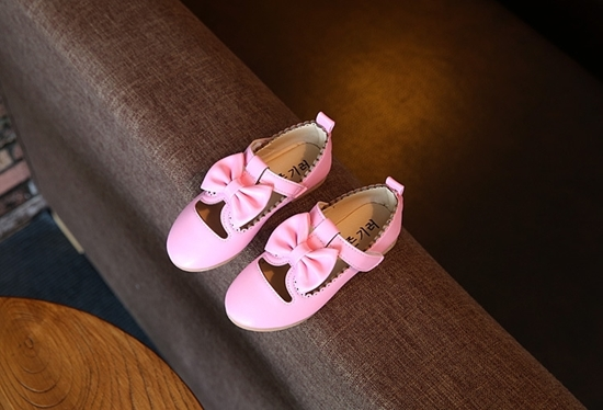 Picture of children's shoes super soft Girls Princess