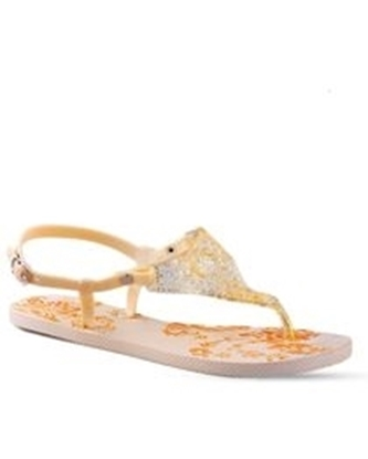 Picture of Fashion Net Sandal - Beige